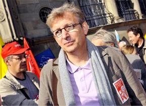تصویر مبارزه برای سوسیالیسم در فرانسه!