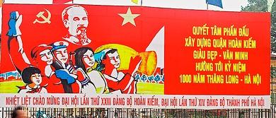 تصویر ۳۵ سال مبارزه برای ساختمان سوسیالیسم در ویتنام