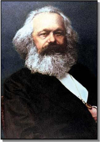 تصویر بهمناسبت صدوسیامین سالگشتِ درگذشتِ کارل مارکس: میراثِ علمی مارکس، راهنمایِ عملِ بشریت مترقی است