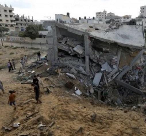تصویر بیانیه کمیته مرکزی حزب تودة ایران در همبستگی با خلق ستمدیده فلسطین : به جنگ و کشتار در خاورمیانه خاتمه دهید!