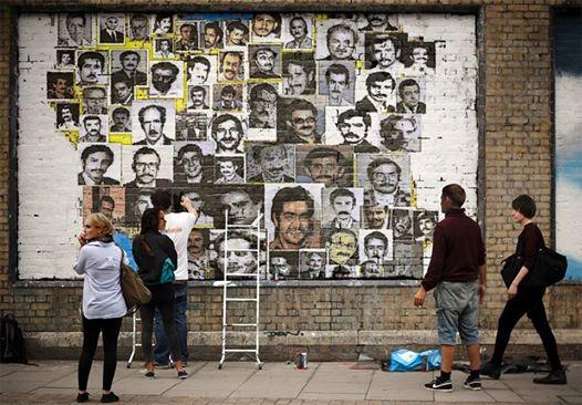 تصویر اعلامیهٔ کمیتهٔ مرکزی حزب توده ایران، بهمناسبتِ بیستوششمین سالگردِ فاجعهٔ ملی ـ کشتارِ زندانیانِ سیاسی