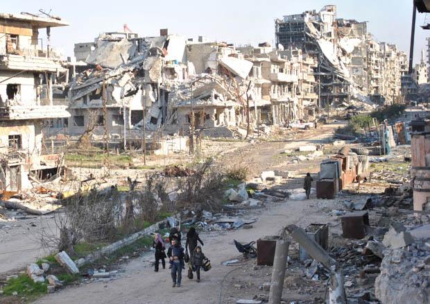 تصویر خاورمیانه در مرکز تهدید جنگ همهجانبه و نظامیگری بیسابقه!