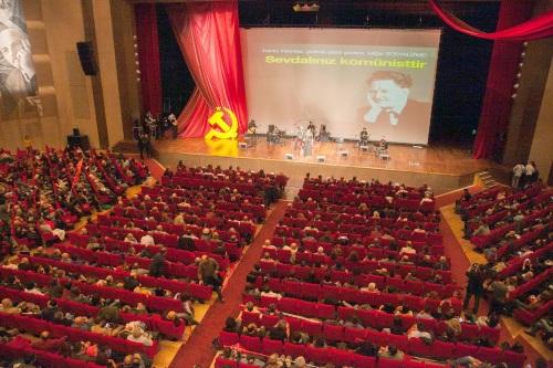 تصویر مبارزهٔ کوبا در مسیر ساختمانِ سوسیالیسم، ادامه دارد!