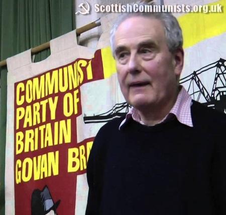 تصویر مصاحبه:با رفیق پروفسور جان فاستر، عضو هیئتِ سیاسی حزب کمونیست بریتانیا و دبیرِ شعبهٔ بینالمللی  آینده عضویتِ انگلستان در «اتحادیهٔ اروپا»: گامِ بعدی چه خواهد بود!