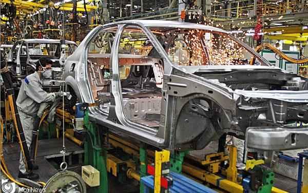 """تصویر تولیدِ """"خودرو""""،ادامهٔ سیاستهایِ گذشته با وعدههایِ جدید"""