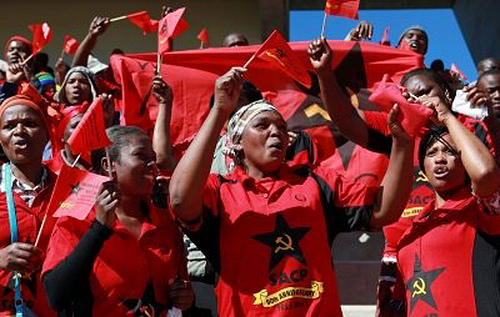حزب کمونیست آفریقای جنوبی
