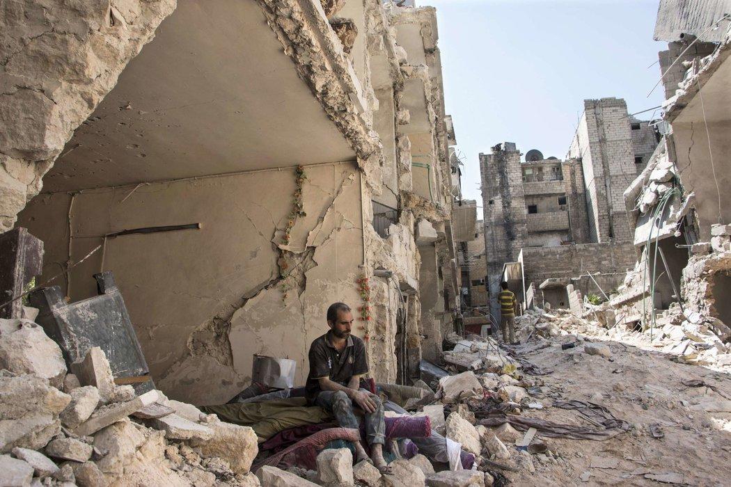 تصویر درحمایت از: راهحل صلحآمیز برای پایانِ جنگ در سوریه!
