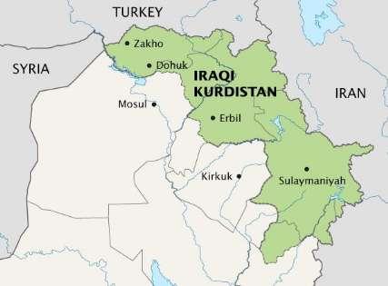 تصویر آیا برپاییِ کشور کُردستان به انهدامِ خاورمیانه خواهد انجامید؟