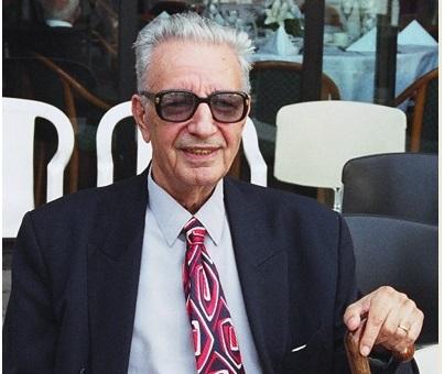تصویر هفتمین سفر سندباد – به یاد دکتر پرویز شهریاری، پدر ریاضیات نوین ایران (۱۳۹۱- ۱۳۰۵)