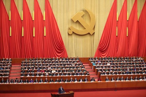 تصویر نوزدهمین کنگرهٔ حزب کمونیست چین – دگرگونسازی کشور