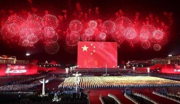 تصویر هفتادمین سالگرد پیروزی انقلاب چین