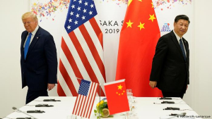 تصویر دونالد ترامپ برای پیروزی در انتخابات، چین را هدف گرفته است