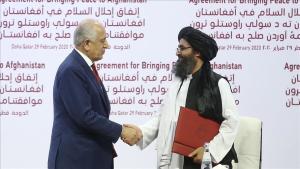 تصویر افغانستان: «توافق صلح» بدون پایانی بر سیهروزی