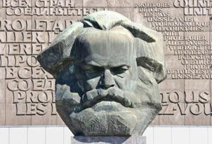 مجسمه مارکس