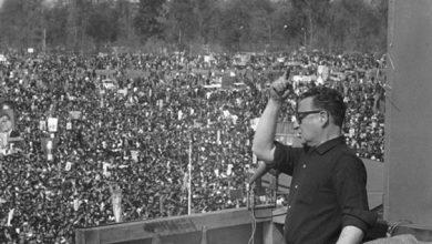 تصویر درسهایی که ۵۰ سال  پس از دولت اتحاد مردمی آلنده در شیلی آموختهایم