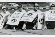 تصویر اعتصابهای ورزشکاران حرفهای در ایالات متحده میتواند دامنهای وسیعتر از ورزش داشته باشد