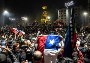 پیروزی مردم شیلی