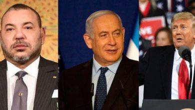 توافق مراکش و اسراییل