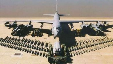 B52 Bombers
