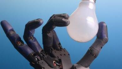 دست نرم روبات ها