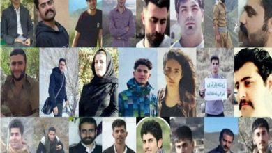 Kurdistan - arrests