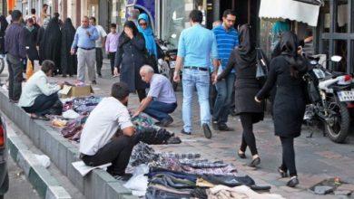 دستفروشی در خیابان