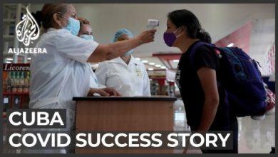 موفقیت کوبا در مقابله با کرونا