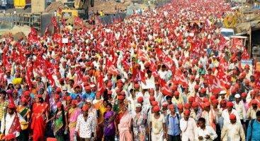 مبارزه دهقانان هند