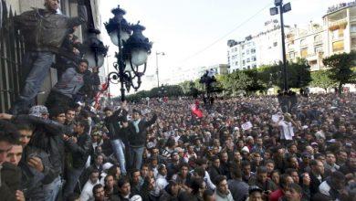 تونس دخ سال پس از انقلاب