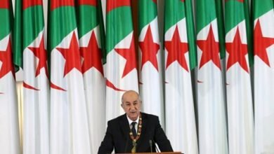 مبارزه در الجزایر
