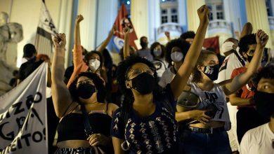 مبارزه زنان برزیل