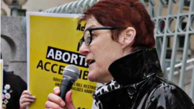 """""""آیلبه اسمیت""""، کنشگر فمینیست"""