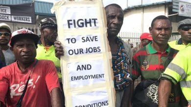 حقوق کارگران در آفریقا