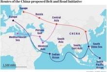 جاده ابریشم چین