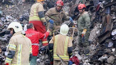 کارگران آتش نشانی