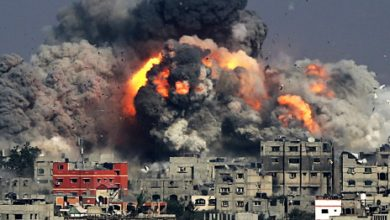 Bombardment of Ghazeh