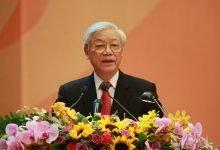 دکتر نویِن فو ترونگ، دبیرکل کمیتهٔ مرکزی حزب کمونیست ویتنام