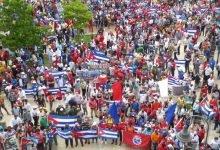 Cuba demos