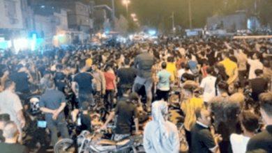اعتراض مردم خوزستان