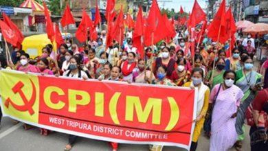attack on CPI(MM) in India