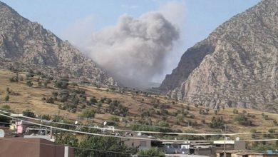 attack on Kurdistan